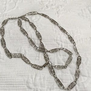 Jewelry - Hand crafted Sterling Silver Chain